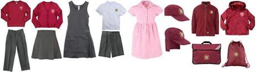 Welwyn St Mary S C Of E Primary School School Uniform